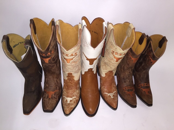 Our Favorite 2015 Longhorn Game Day Boots