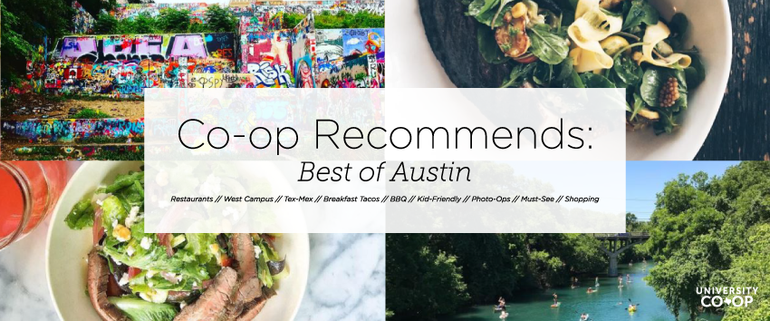 Co Op Recommends Best Of Austin