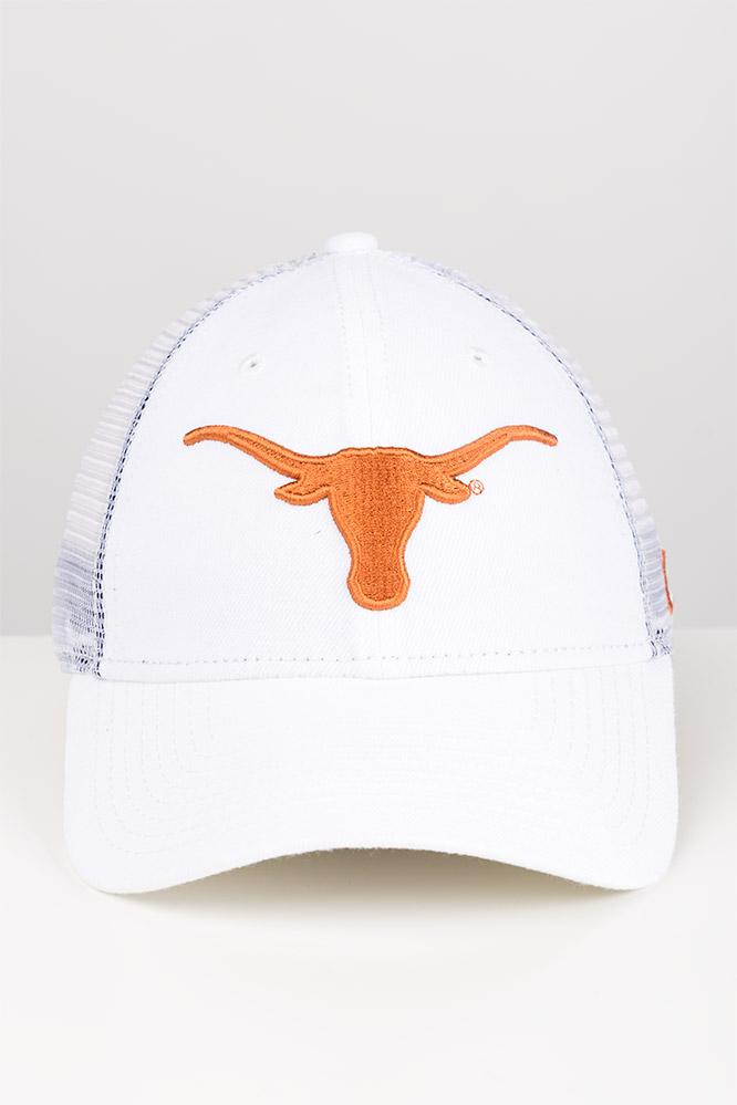purchase cheap 000a4 6bd0e ... cheap texas longhorns new era trucker cap university co op f5aab bc971
