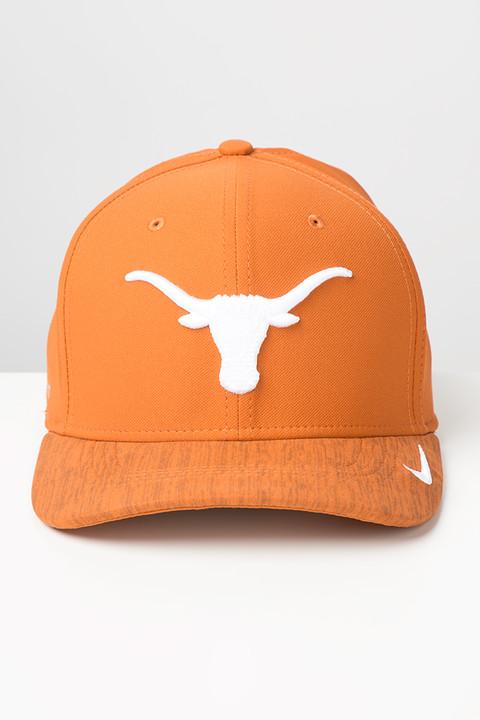 f2660f2200c Nike Texas Longhorns Sideline Adjustable Cap