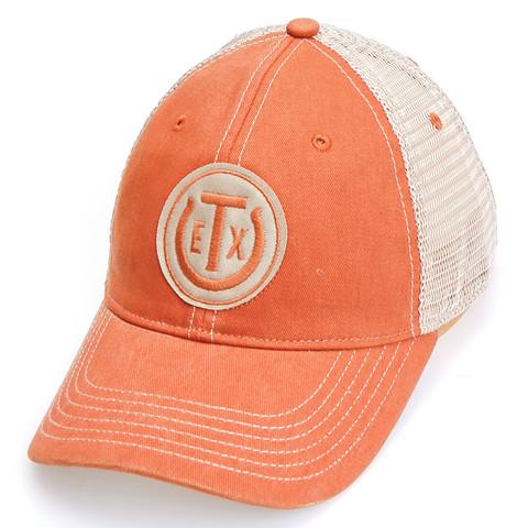 Texas Exes Logo Trucker Cap