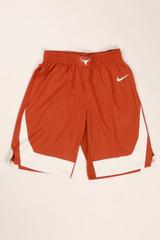 Nike Texas Longhorn Replica Basketball Shorts  5f47cc6b9242