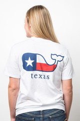 Vineyard Vines Texas Flag Tee