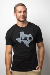 f6b34947a1a9 Austin Texas Star T-Shirt