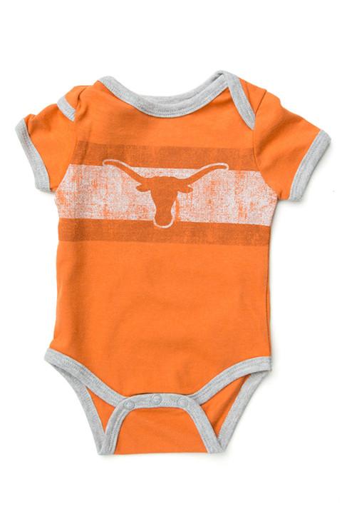 fa33464fb1d08 Texas Longhorns Infant Gizmo Onesie