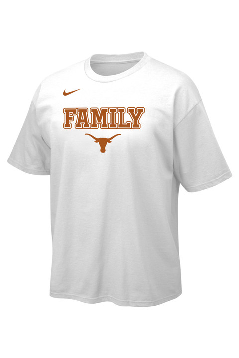 6f3edabd Nike Youth Texas Longhorns Family Legend T-Shirt