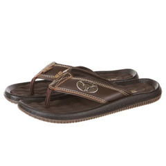 Texas Longhorns Cushion Flip Flops