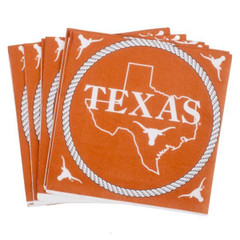 Texas Longhorn Gifts Party Supplies University Co Op