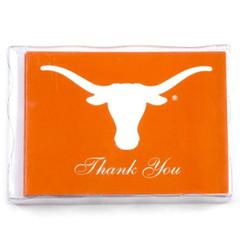 texas longhorn thank you cards university co op