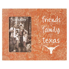 Texas Longhorns Friends Family Picture Frame Co Op