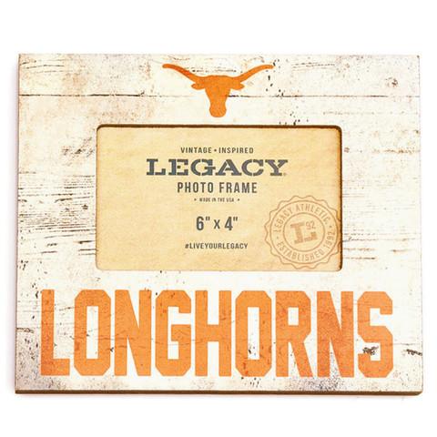 Texas Longhorns 6x4 Dream Picture Frame University Co Op