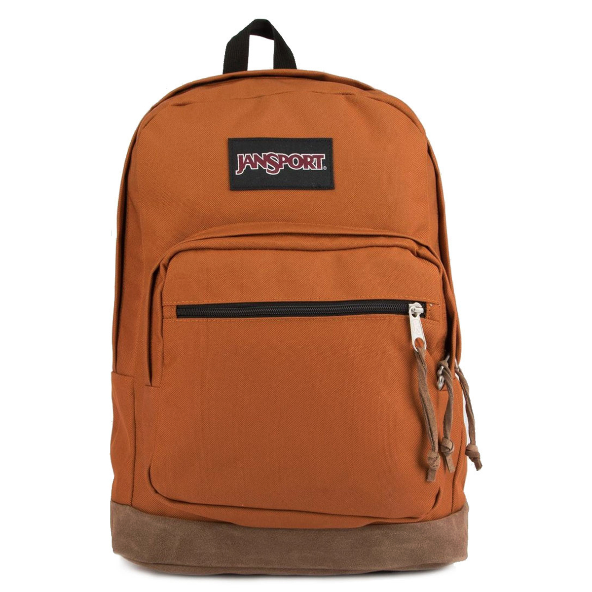 JANSPORT Chicago Bears Orange Navy School Backpack