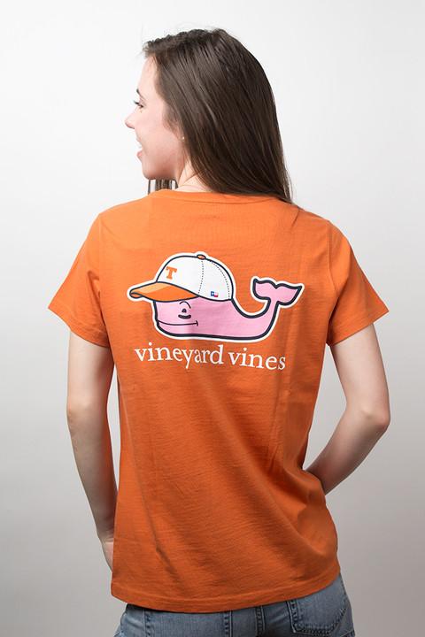 c116b96db Vineyard Vines Ladies Texas Longhorns Baseball Hat Tee