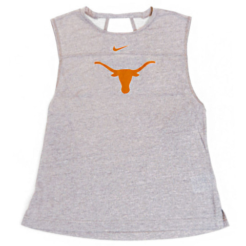 uk availability f3171 77918 Nike Ladies Dri-FIT Breathe Open Back Tank
