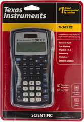 TI-30X IIS Scientific Calculator | University Co-op Online