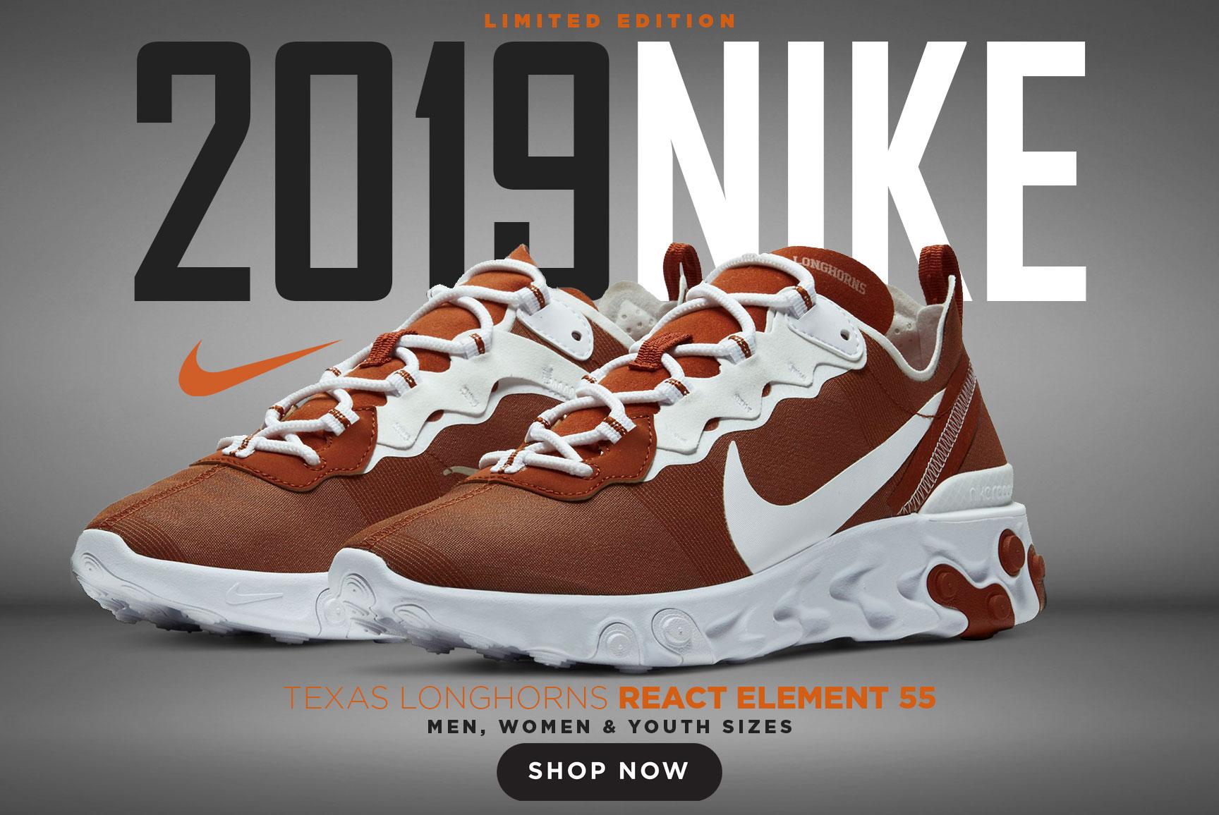 2019 Unisex Nike Shoes