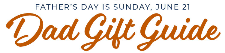 Father's Day in Sunday, June 21st!