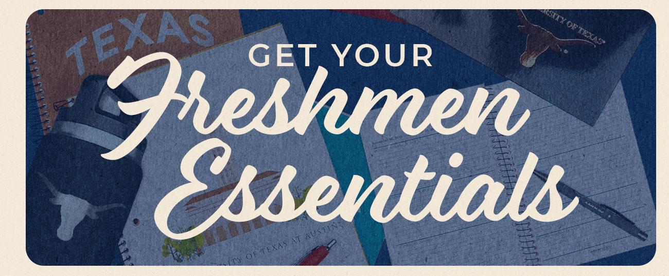 SHOP: Freshmen Essensials