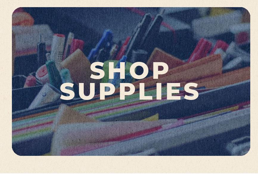 SHOP: School Supplies
