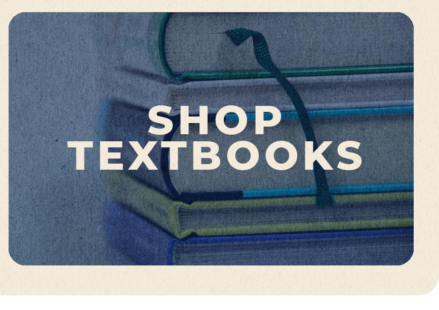 SHOP: Summer Textbooks