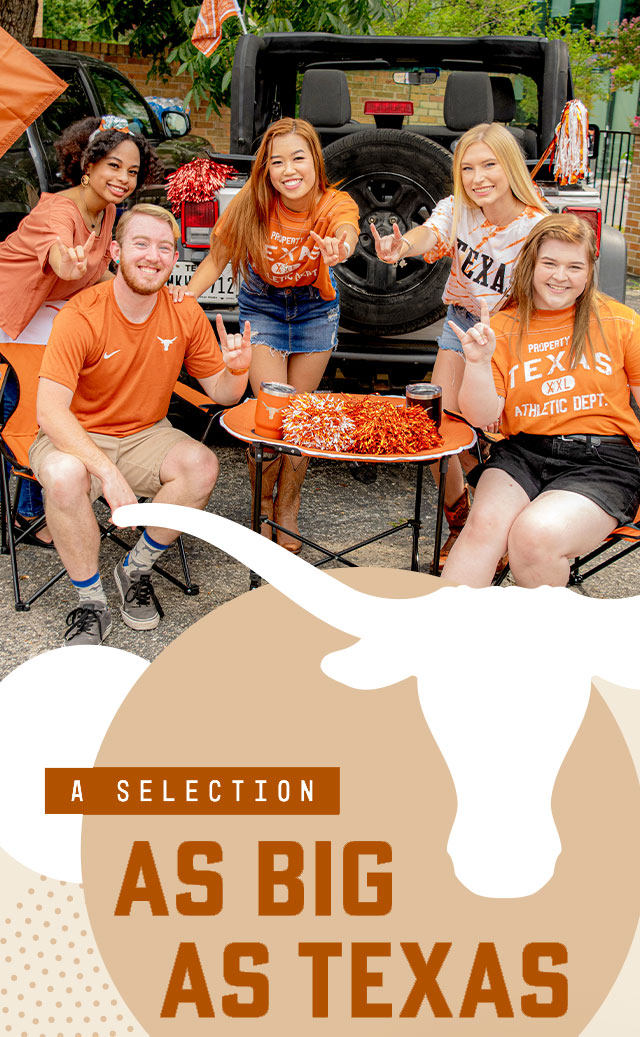 A Selection as Big As Texas: Shop Tailgate