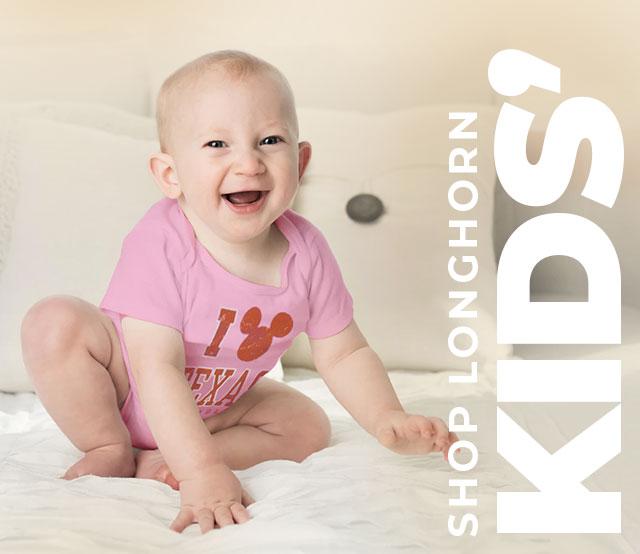 Shop Longhorn Kids'