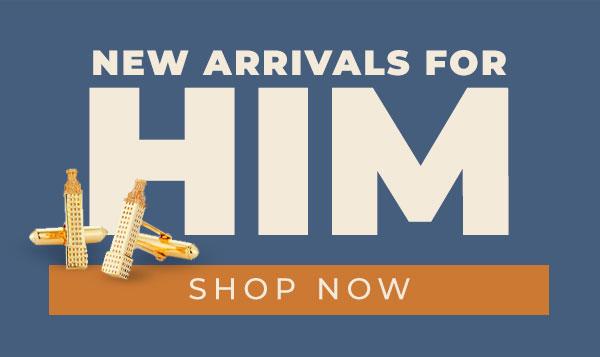 Shop New Arrivals for Men