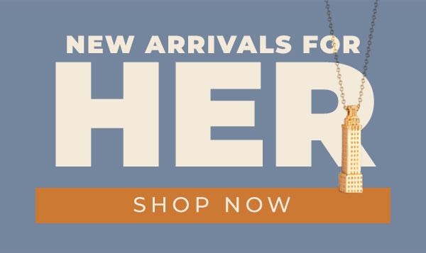 Shop New Arrivals for Women