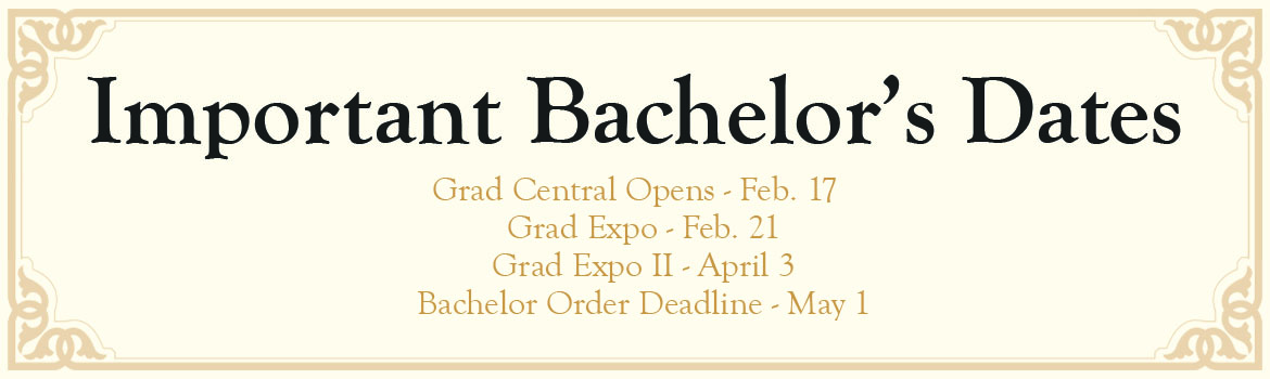 Important Bachelor's Dates