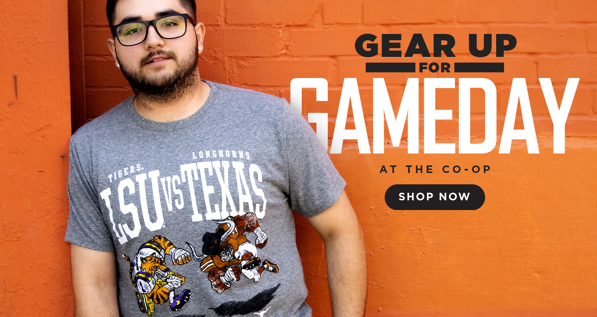 Gear up for gameday