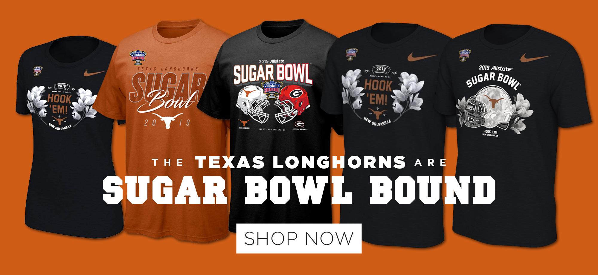 Sugar Bowl Bound
