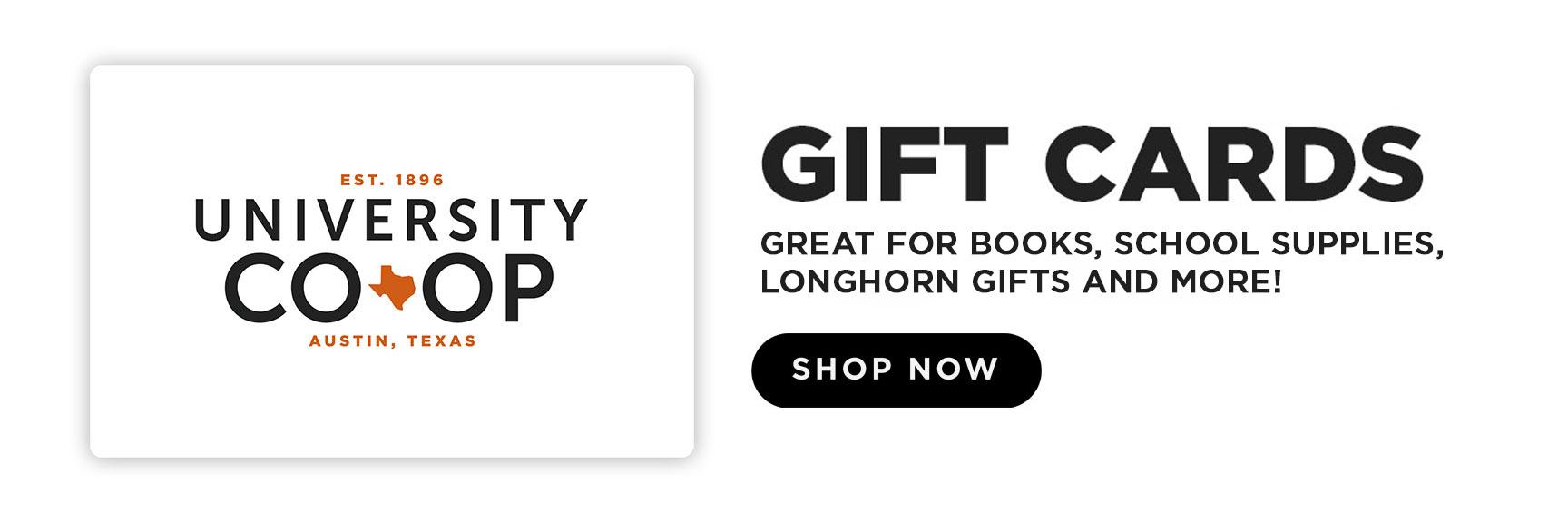 Get a Co-op Gift Card