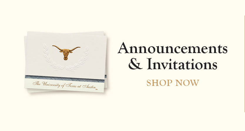 Shop Announcements and Invitations