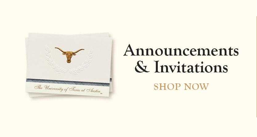 Shop Graduation Announcements and Invitations